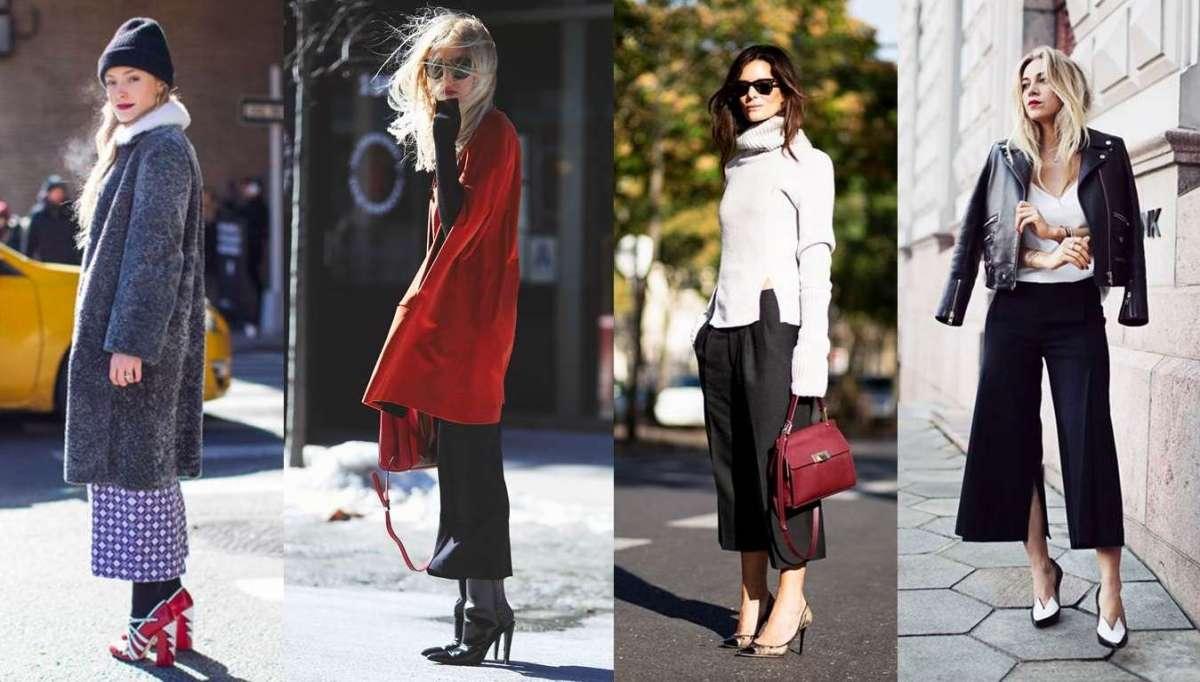 Come indossare i pantaloni cropped pants in inverno: idee per look di tendenza [FOTO]