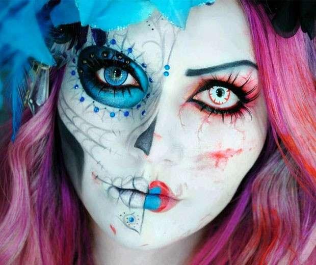 Costumi di Halloween fai da te originali e paurosi [FOTO]