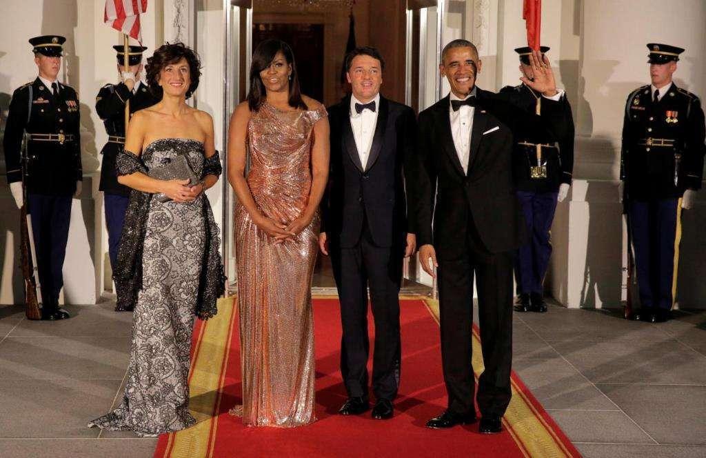 Cena di stato alla Casa Bianca: i look delle donne all'evento [FOTO]
