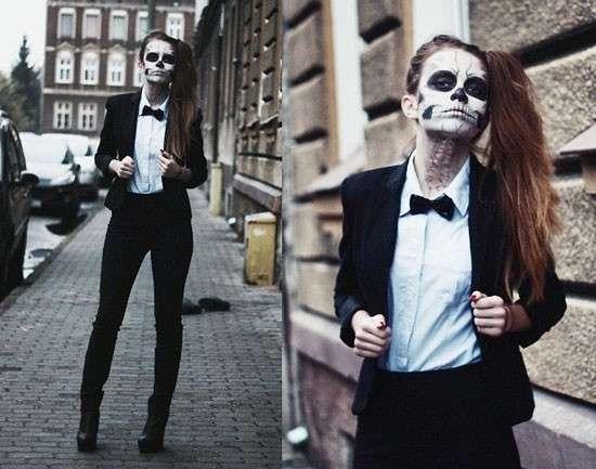 Halloween  i costumi più fashion per la notte delle streghe  FOTO ... 1765dda5940f