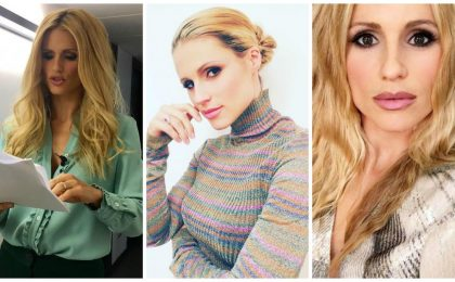 Make up Michelle Hunziker: truccati come la star