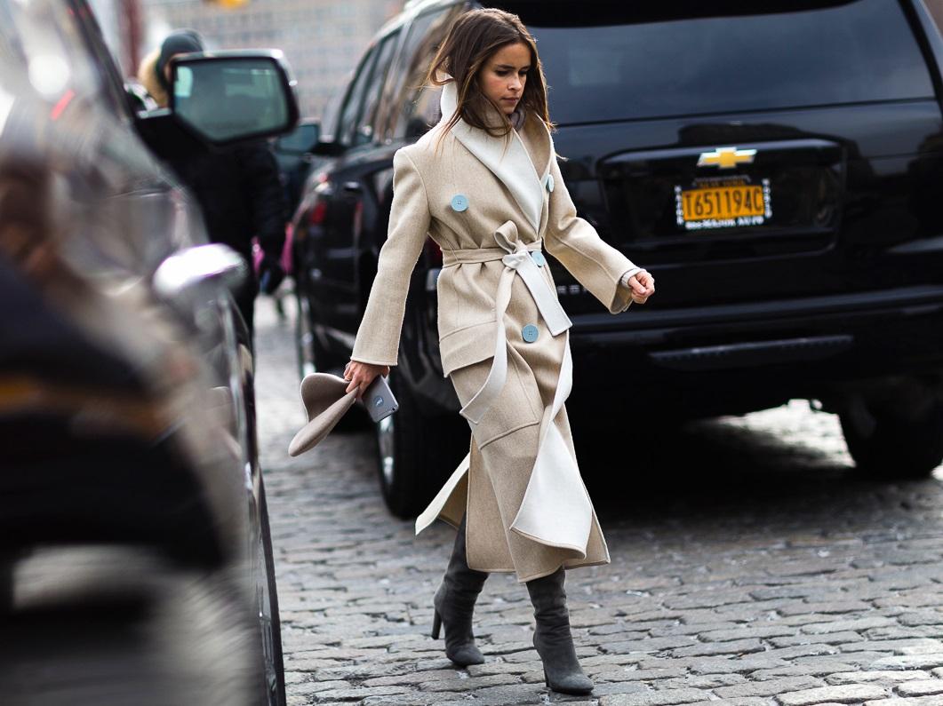 Sai abbinare il cappotto ai tuoi look? [TEST]