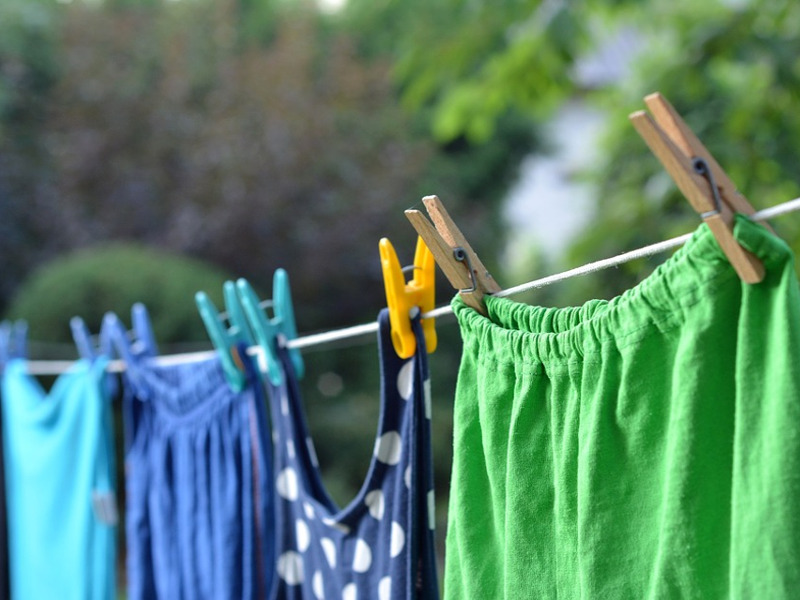 Come fare il bucato senza detersivo