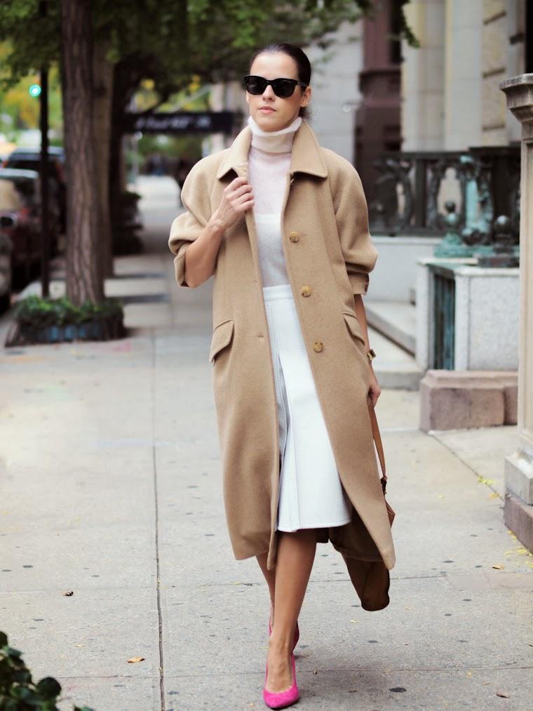 Come abbinare il cappotto cammello: consigli per look trendy