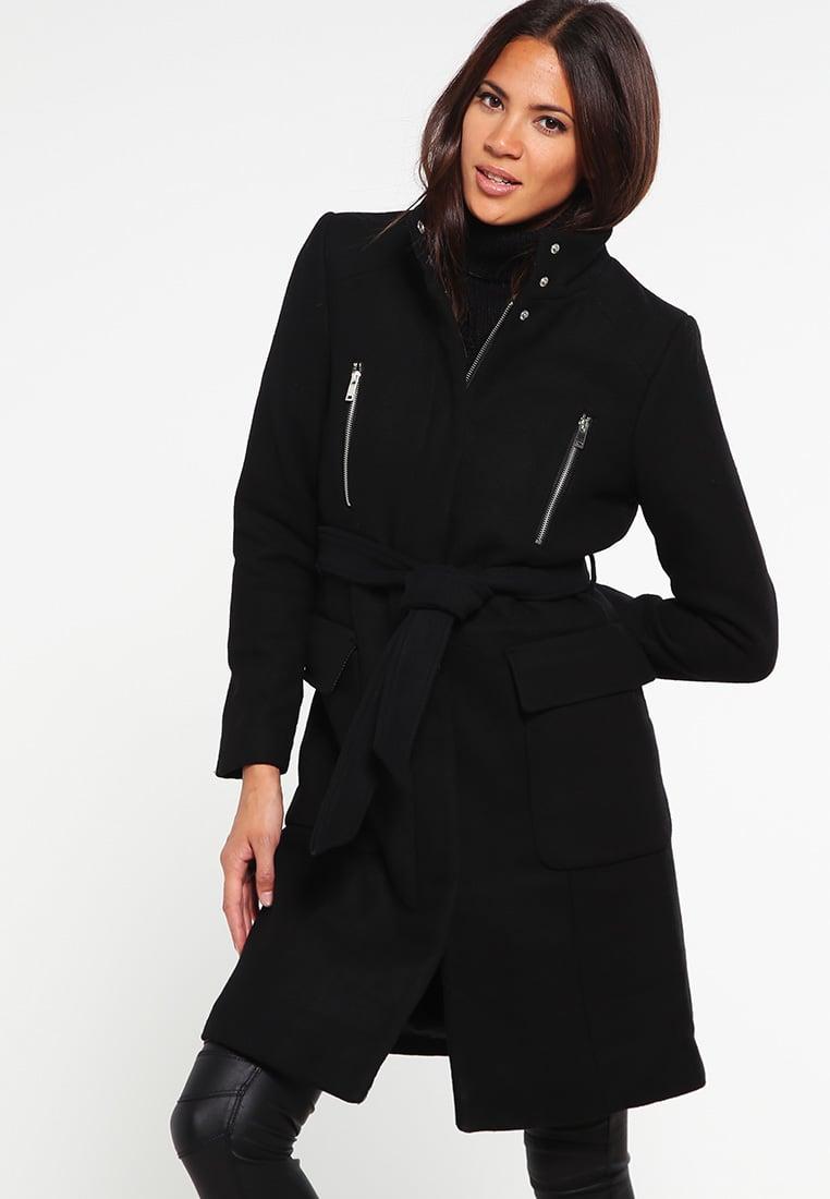Cappotto nero Vero Moda
