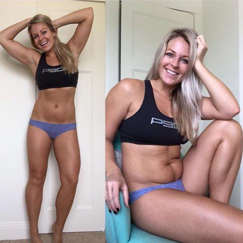 Fitness blogger, realtà o finzione? Il segreto di Ashlie Molstad