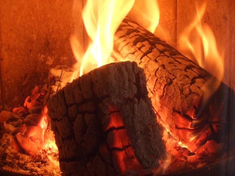 Come pulire la stufa a legna