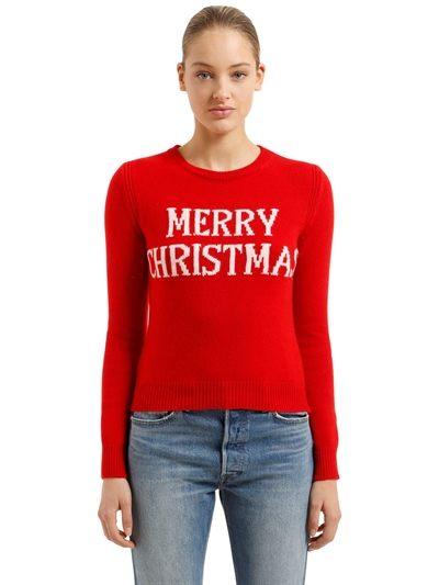 Maglione natalizio donna Alberta Ferretti