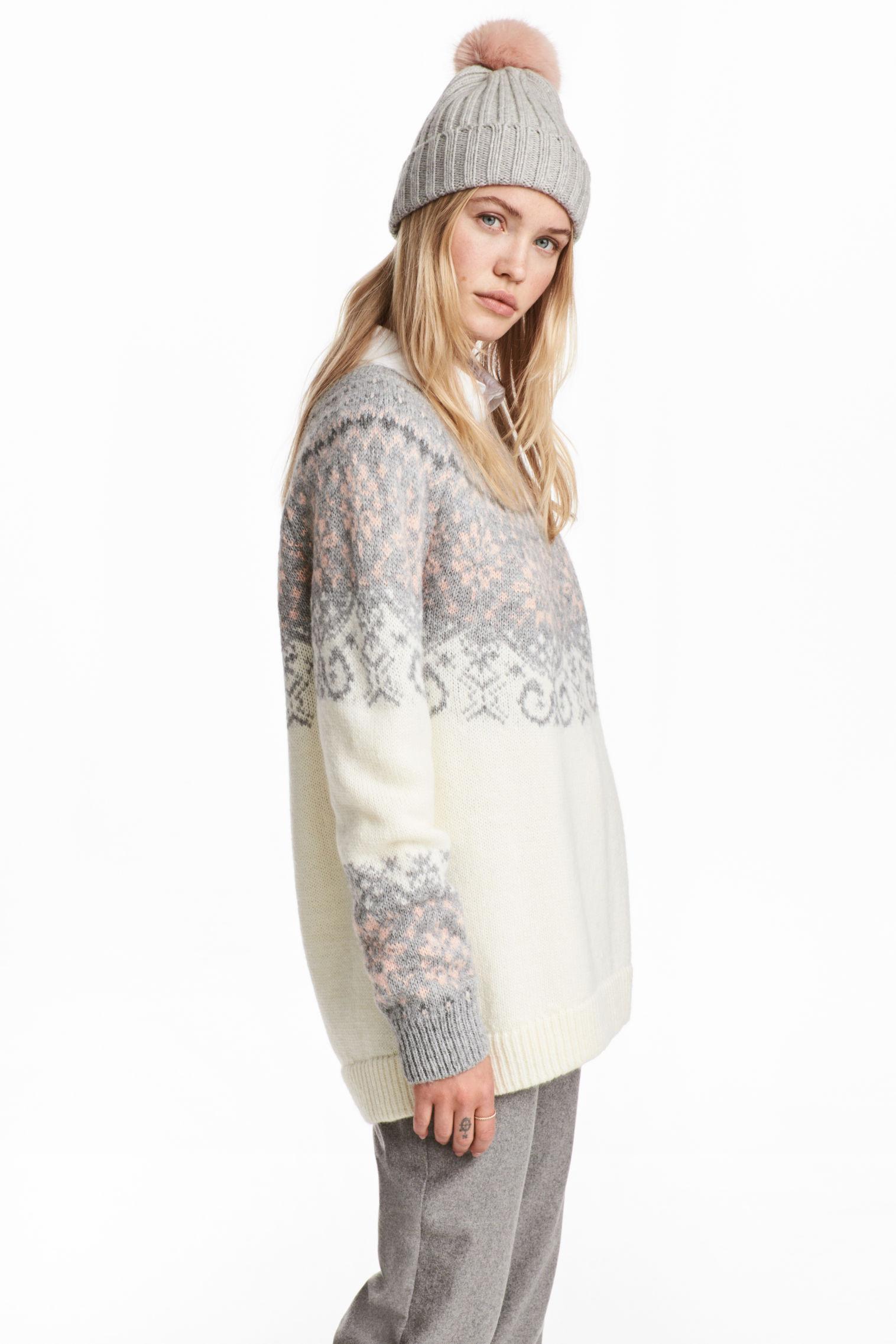 Maglione norvegese H&M