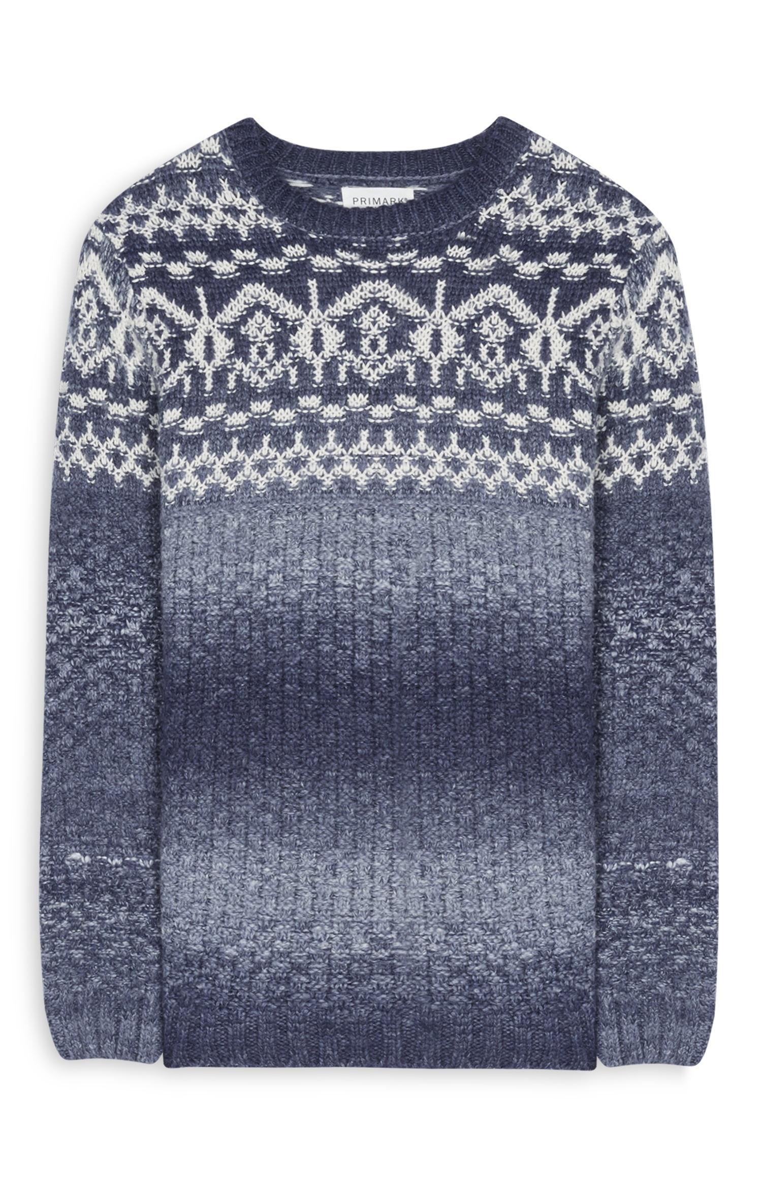 Maglione norvegese da uomo Primark