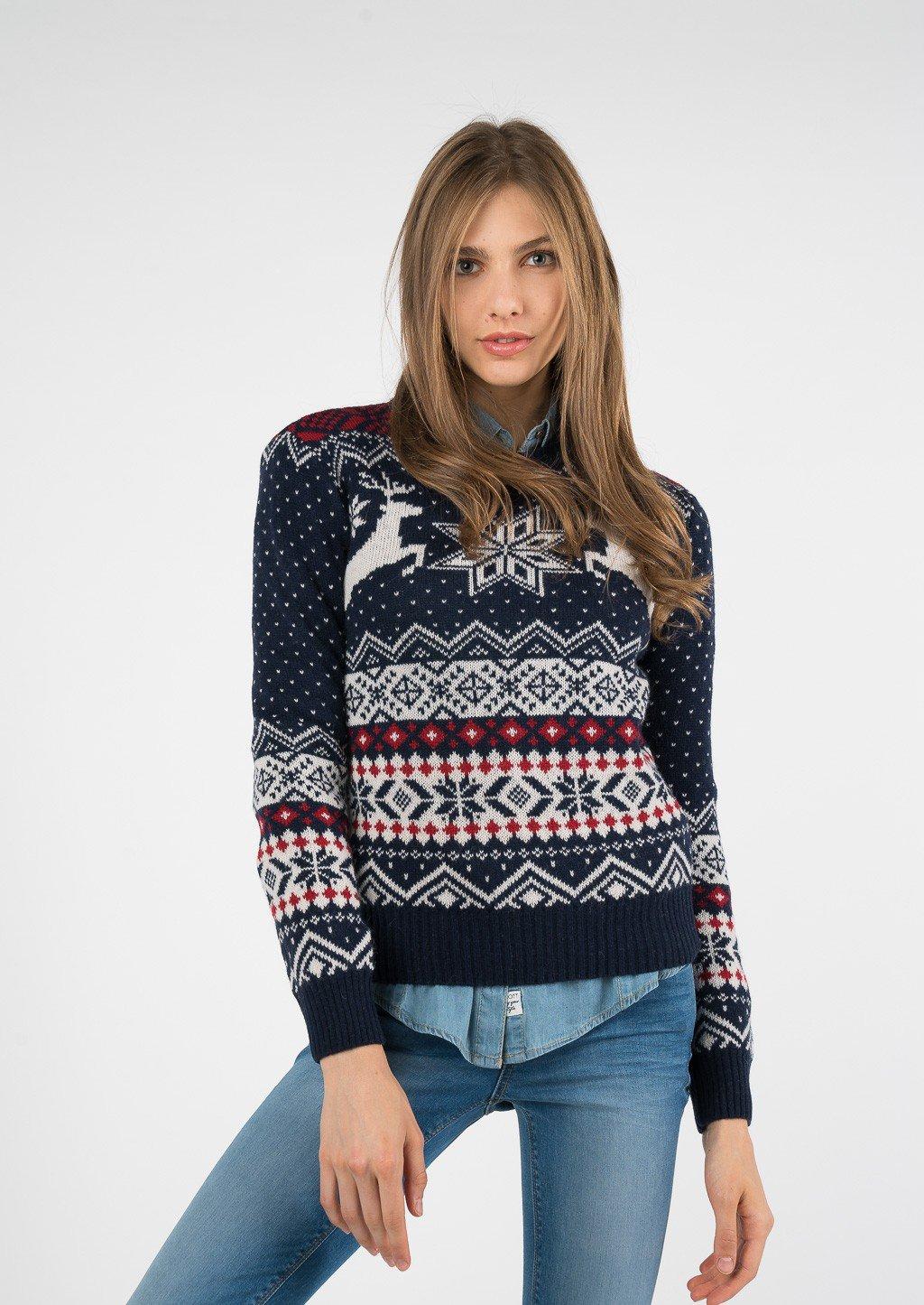 rivenditore all'ingrosso 52683 a9488 Maglioni natalizi, le proposte più fashion per le feste ...
