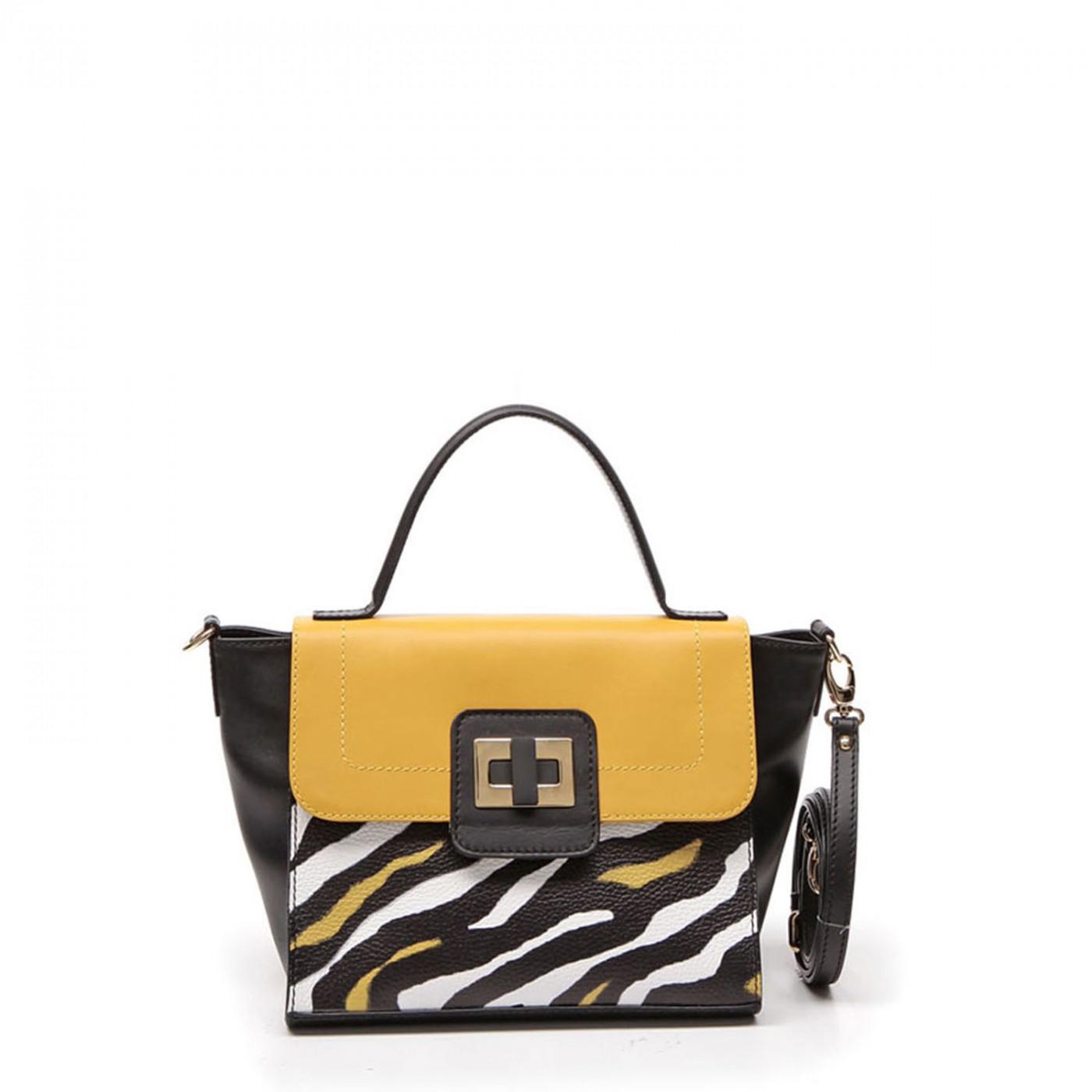 Mini bag zebrata