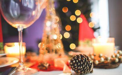 Come organizzare una festa di Natale a casa