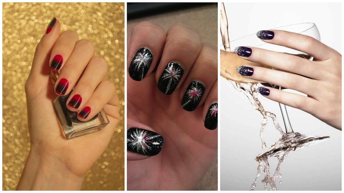 Quale nail art di Capodanno 2017 ti rappresenta