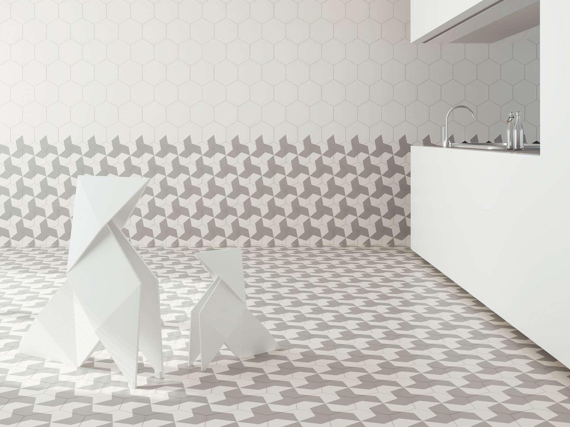 Rivestimento in ceramica PLAY Harmony