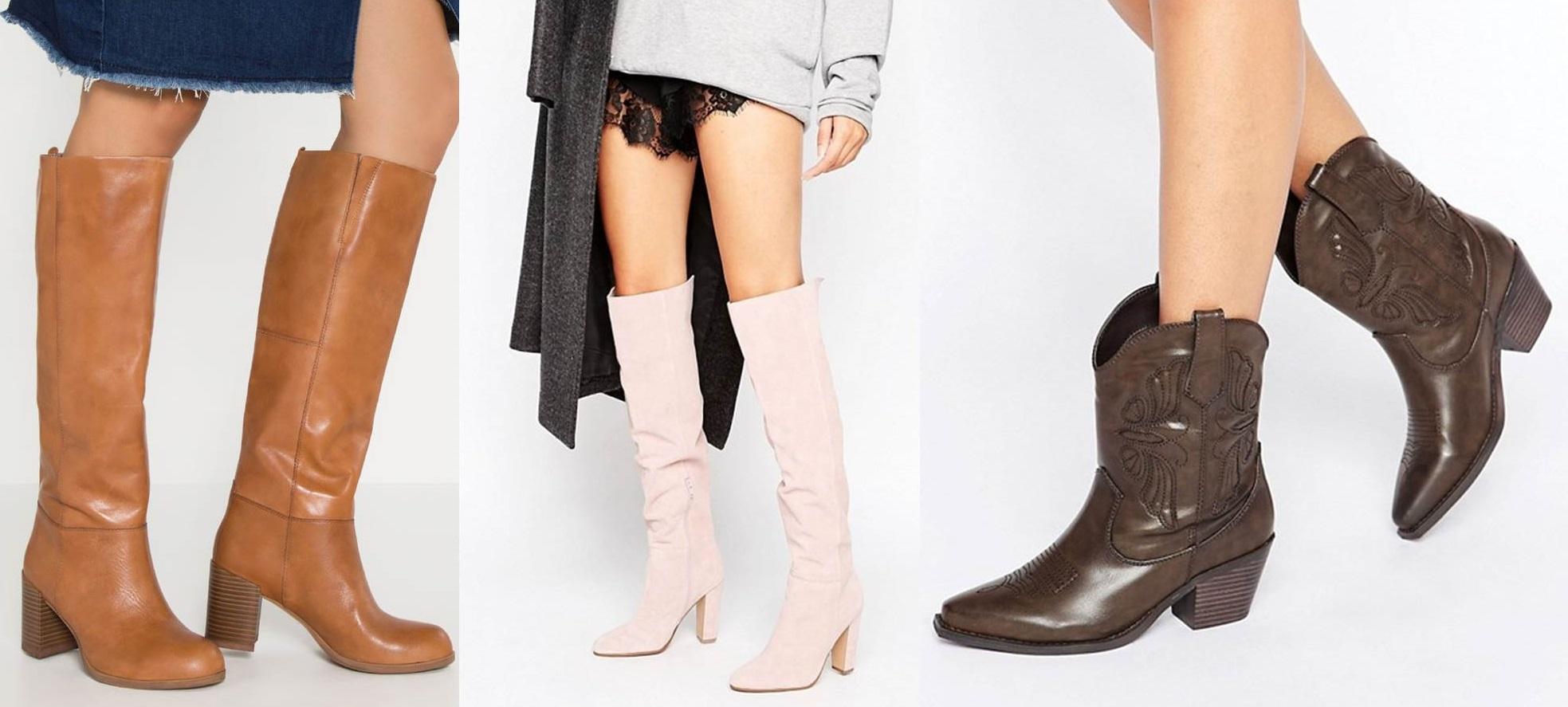 10 modelli di stivali da avere in inverno
