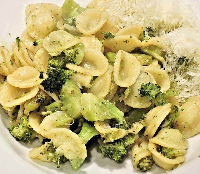 broccoli pasta ricette