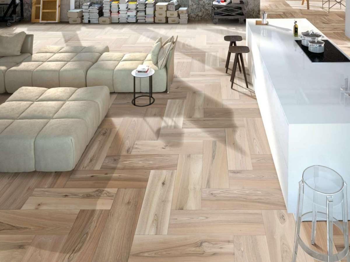 Come abbinare il pavimento alla cucina: idee di design [FOTO ...