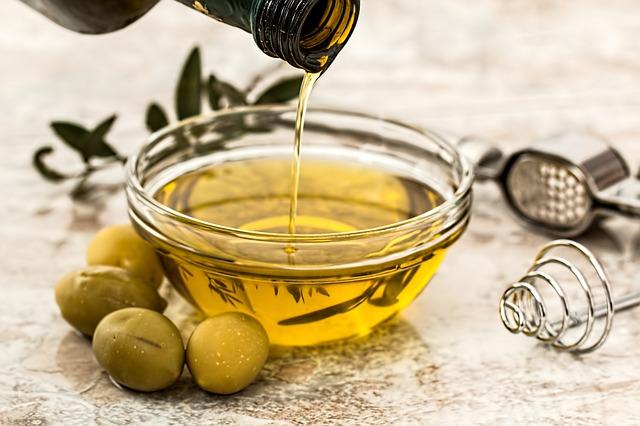 olio in cucina