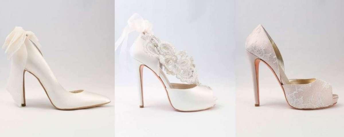 Scarpe da sposa 2017 Alessandra Rinaudo: la nuova collezione [FOTO]