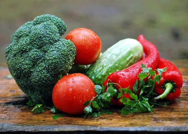 verdura pre pasto