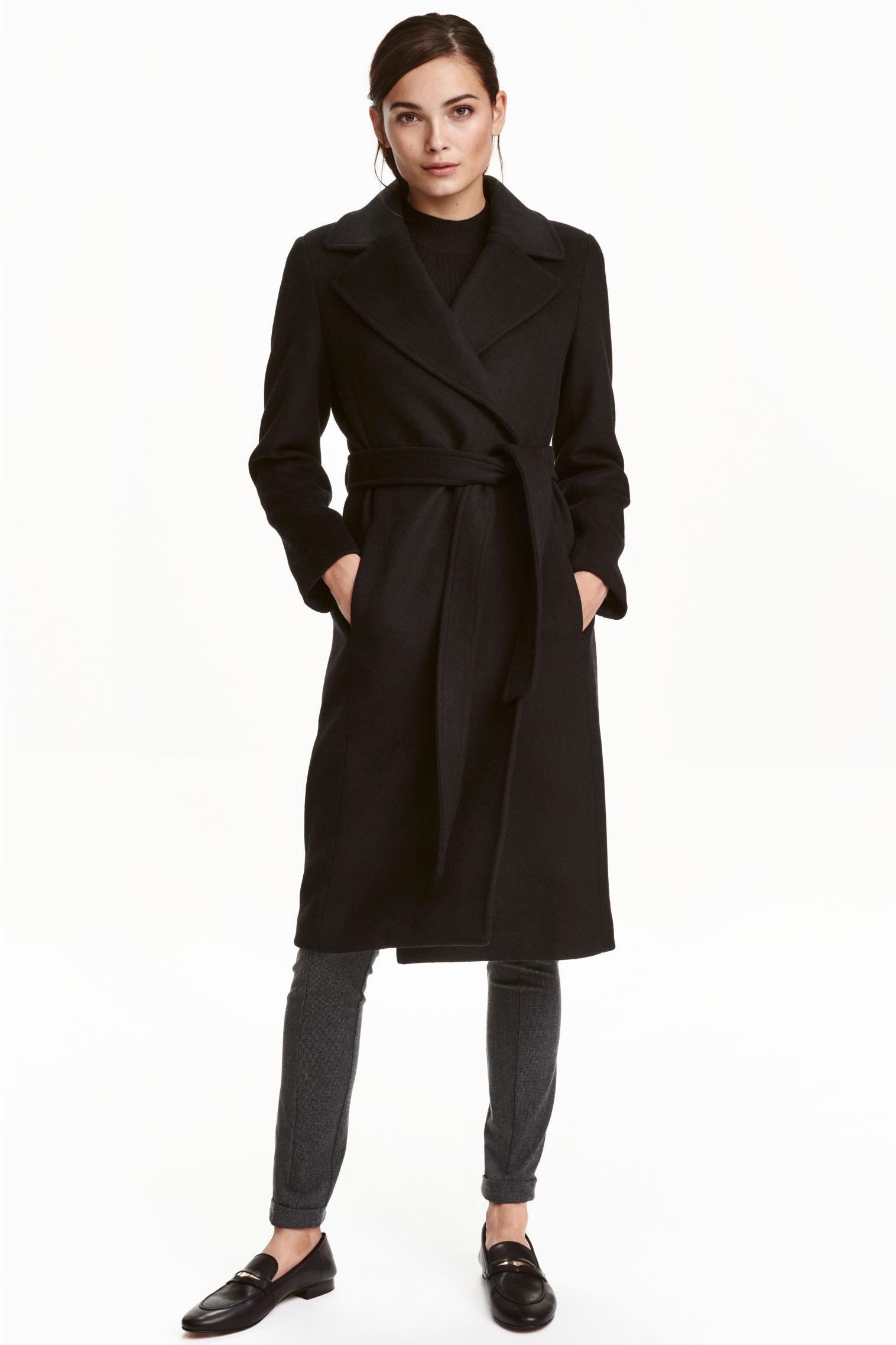Cappotto a portafoglio H&M