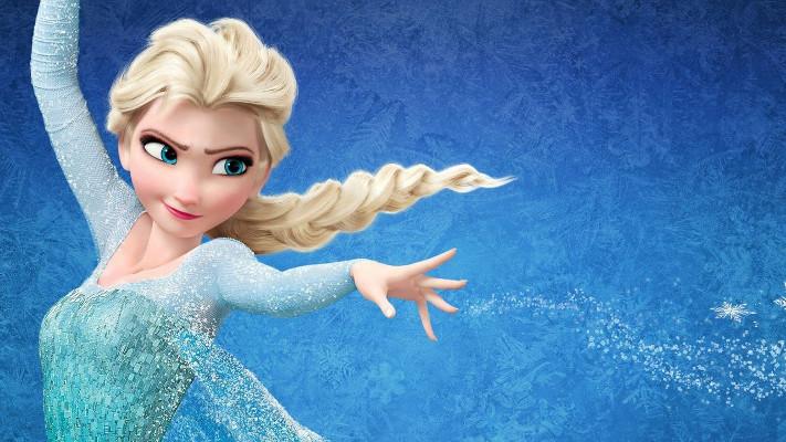 Frozen film Natale