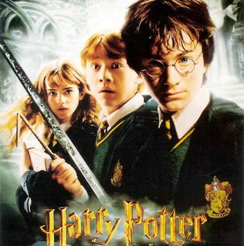Harry Potter film Natale