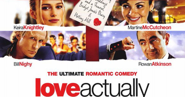 Love Actually film Natale
