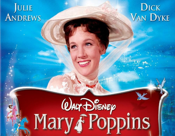 Mary Poppins film Natale