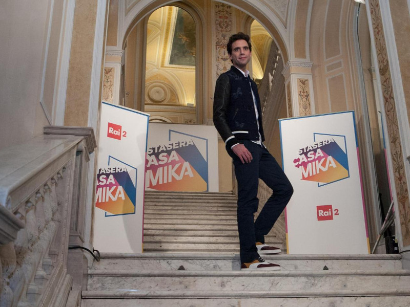 Stasera Casa Mika: quarta puntata del varietà con Mika
