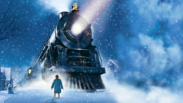 Polar Express film Natale