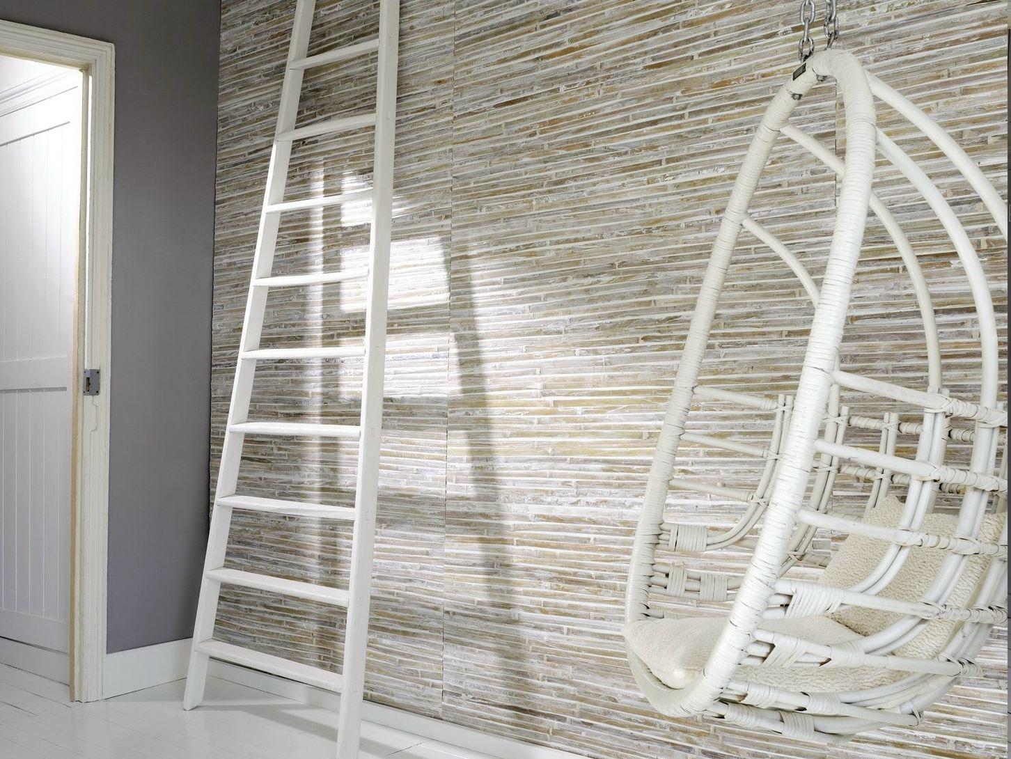 Rivestimento in bambù per interni BATAC Élitis