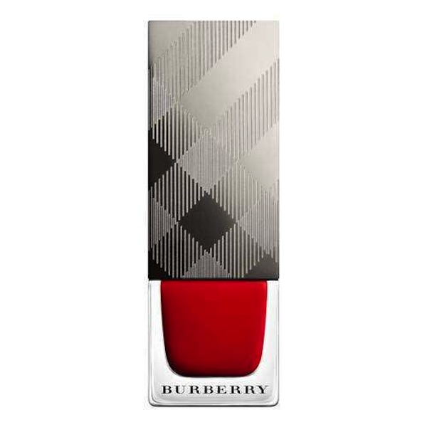 Smalto Poppy Red Burberry