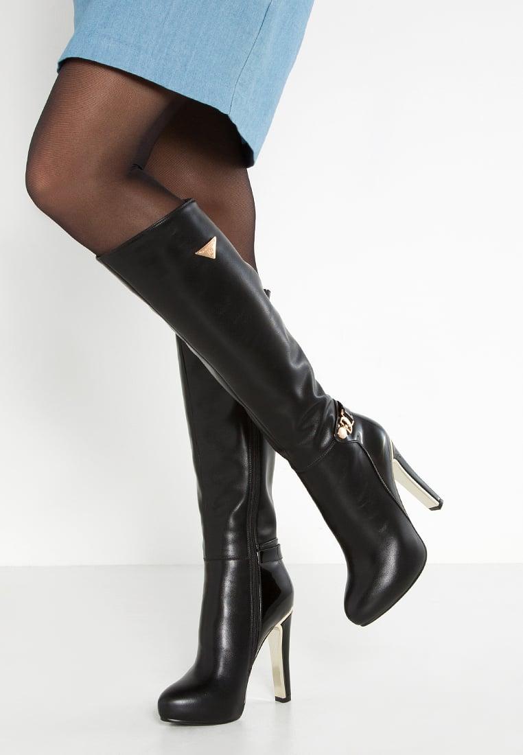 Stivali con tacco Laura Biagiotti