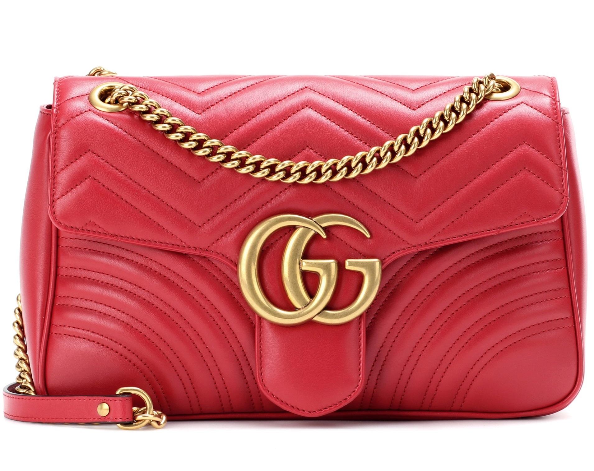 Tracolla Gucci GG Marmont
