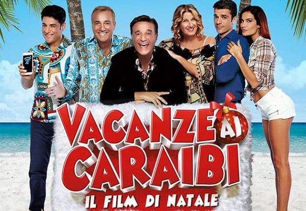Vacanze ai Caraibi film Natale