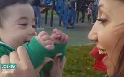 Pampers: il nuovo video che raccoglie i migliori #GESTIDAMORE