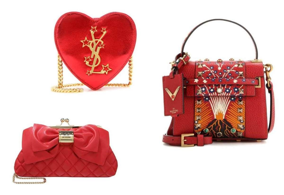 Borse rosse, i modelli più fashion da indossare alle feste [FOTO]