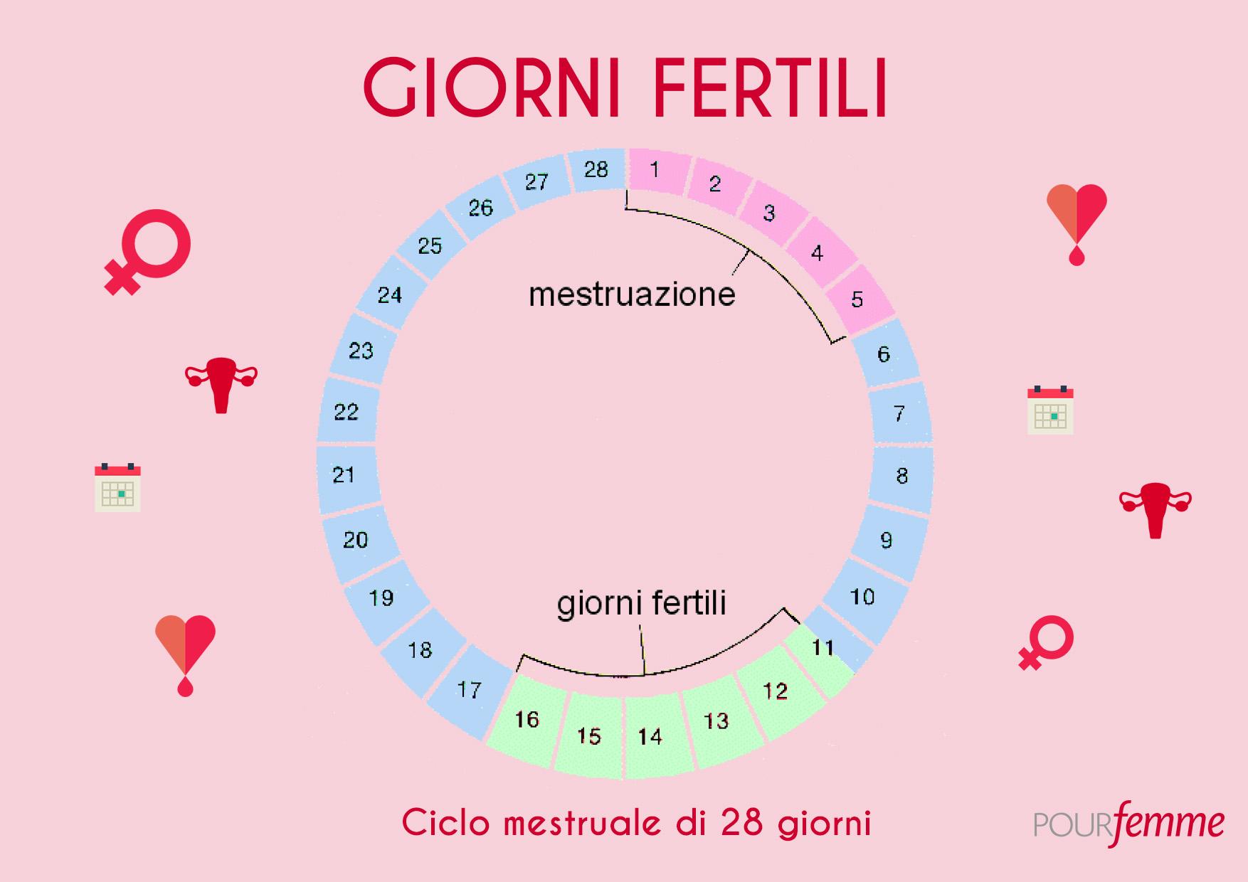 Calendario Per Sapere Se Maschio O Femmina.Periodo Fertile Il Calcolo Dell Ovulazione Per Rimanere