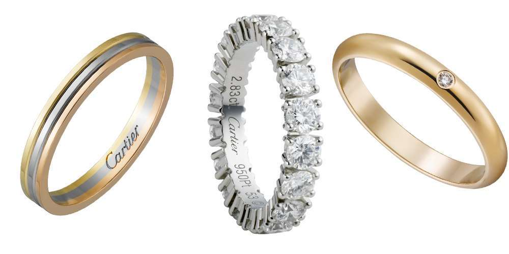 Fedi nuziali Cartier 2017: gli anelli per il matrimonio [FOTO]