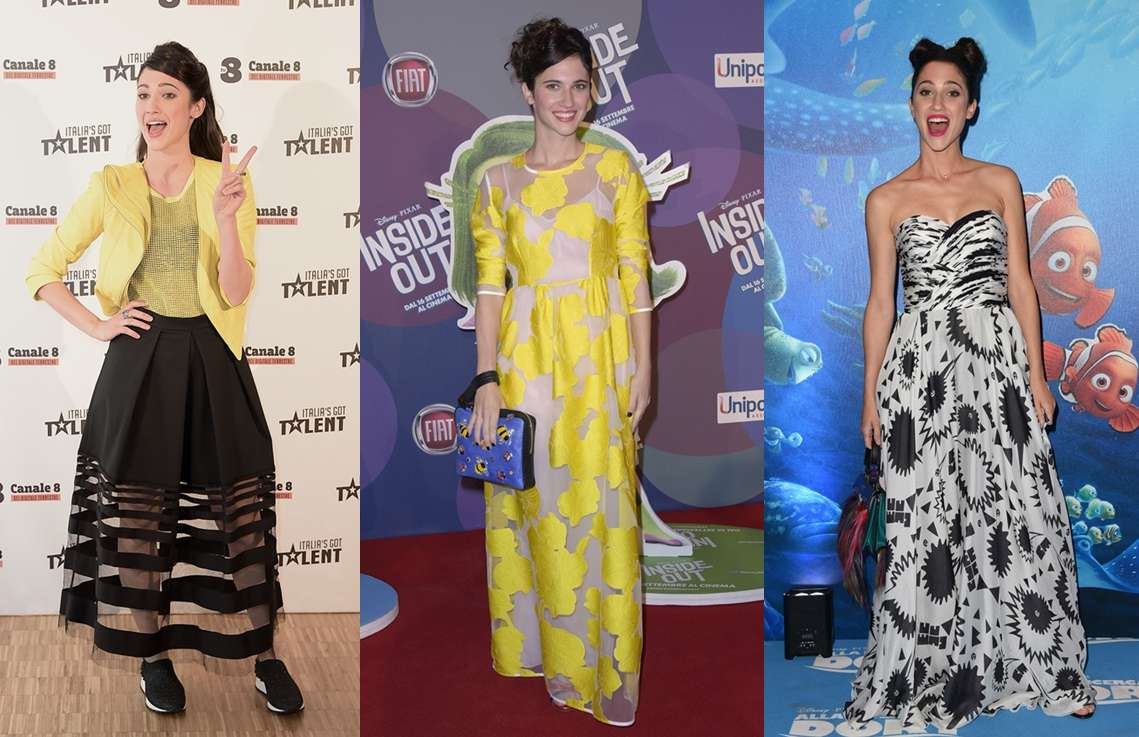 Lodovica Comello  i look più fashion della cantante  FOTO   cc3fe3bc223