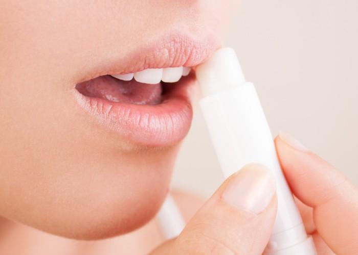 Labbra secche come truccarle