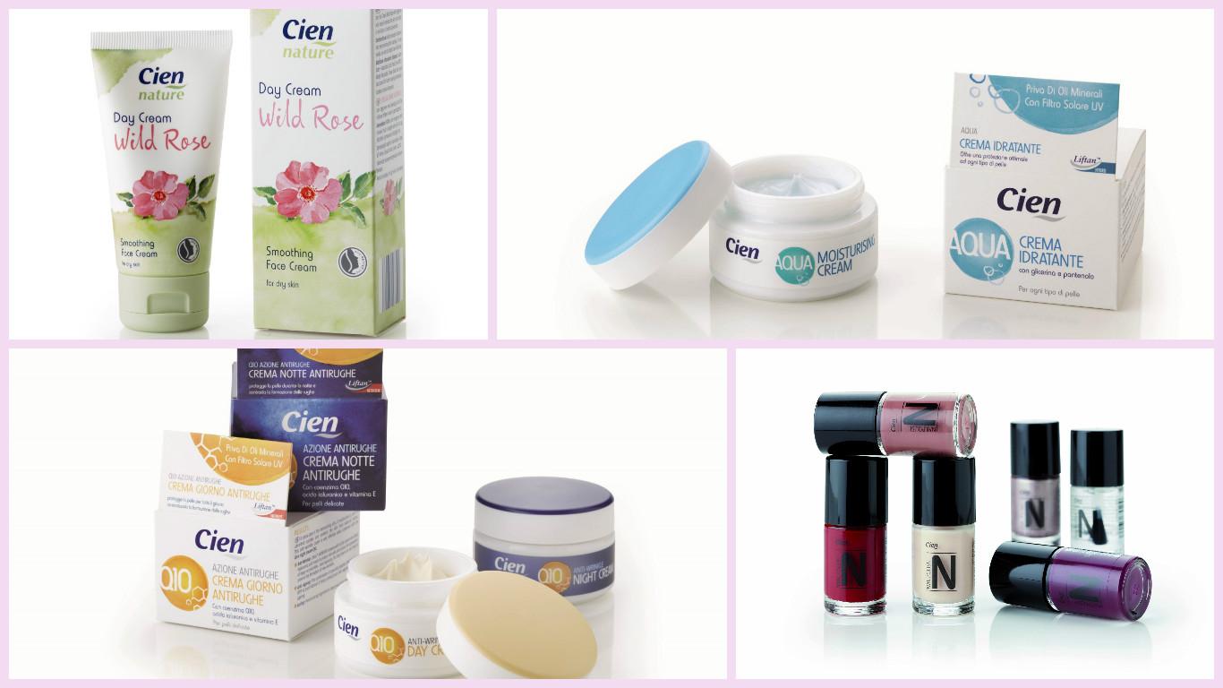Cien, il marchio beauty&care di qualità presentato da Lidl