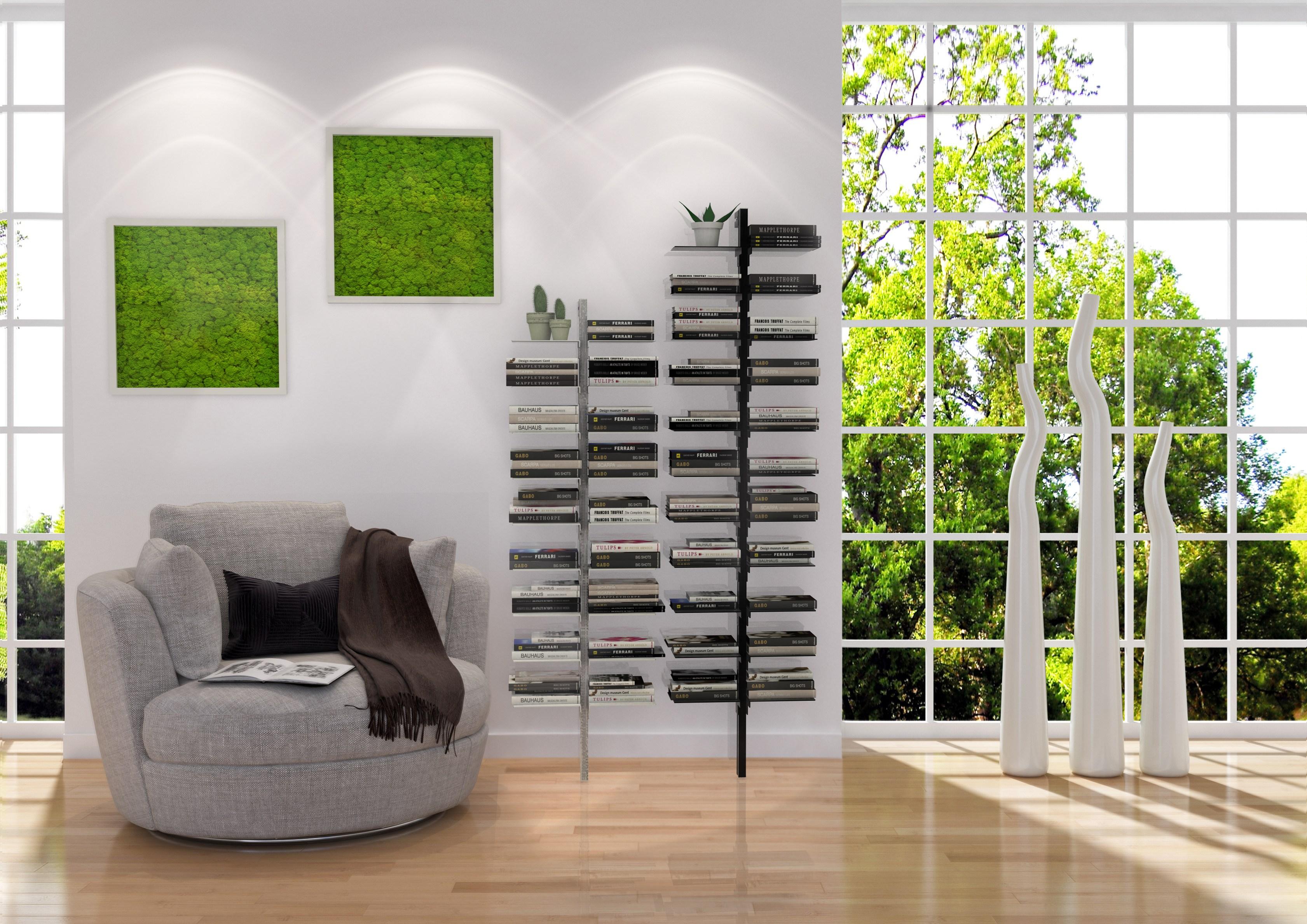 pannelli decorativi in lichene
