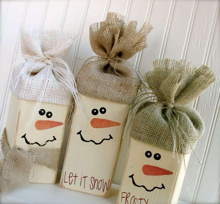 Pupazzi di neve fai da te: le idee più belle per i bambini [FOTO]