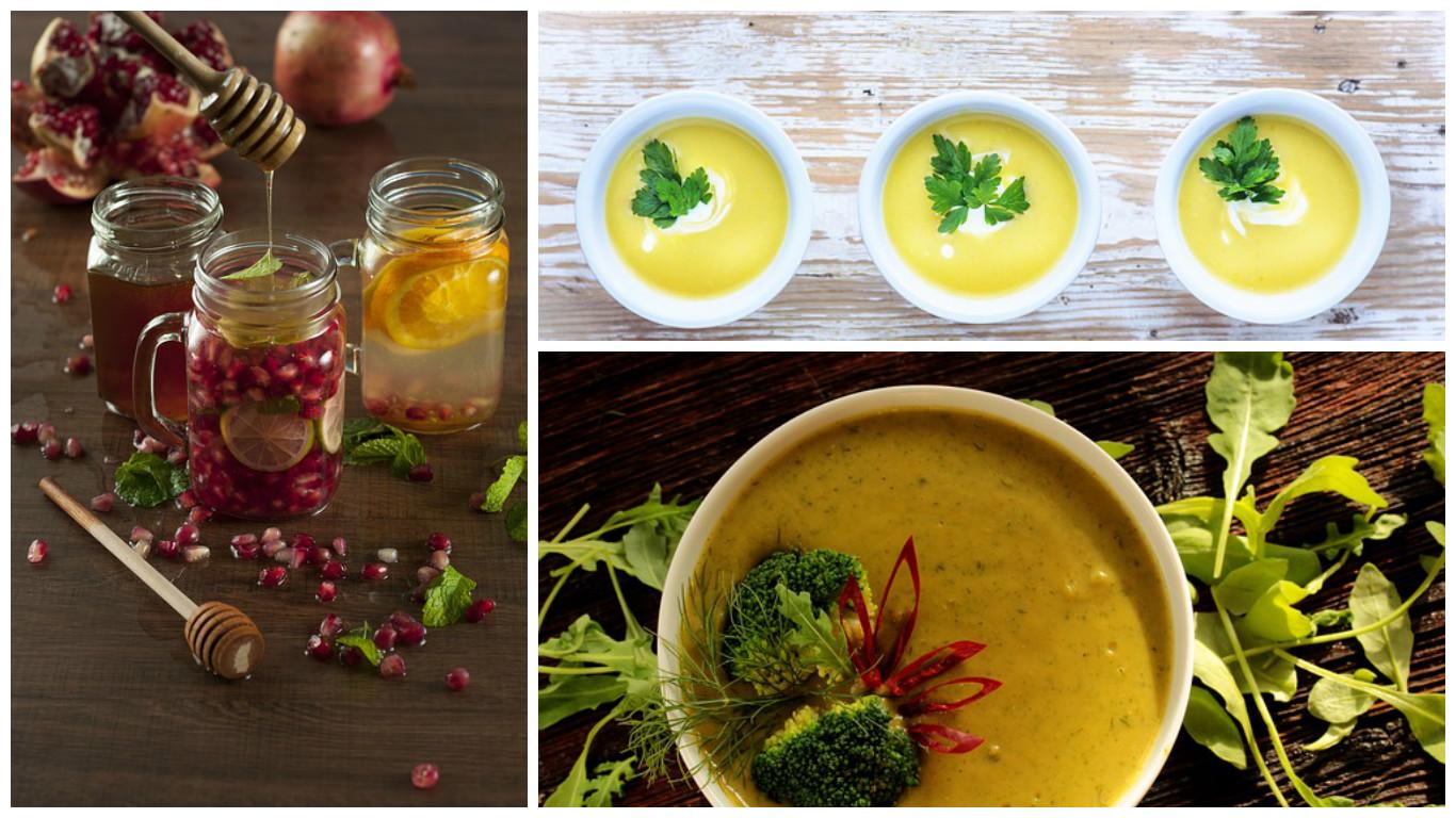 Quale ricetta detox per dopo le feste fa per te? [TEST]