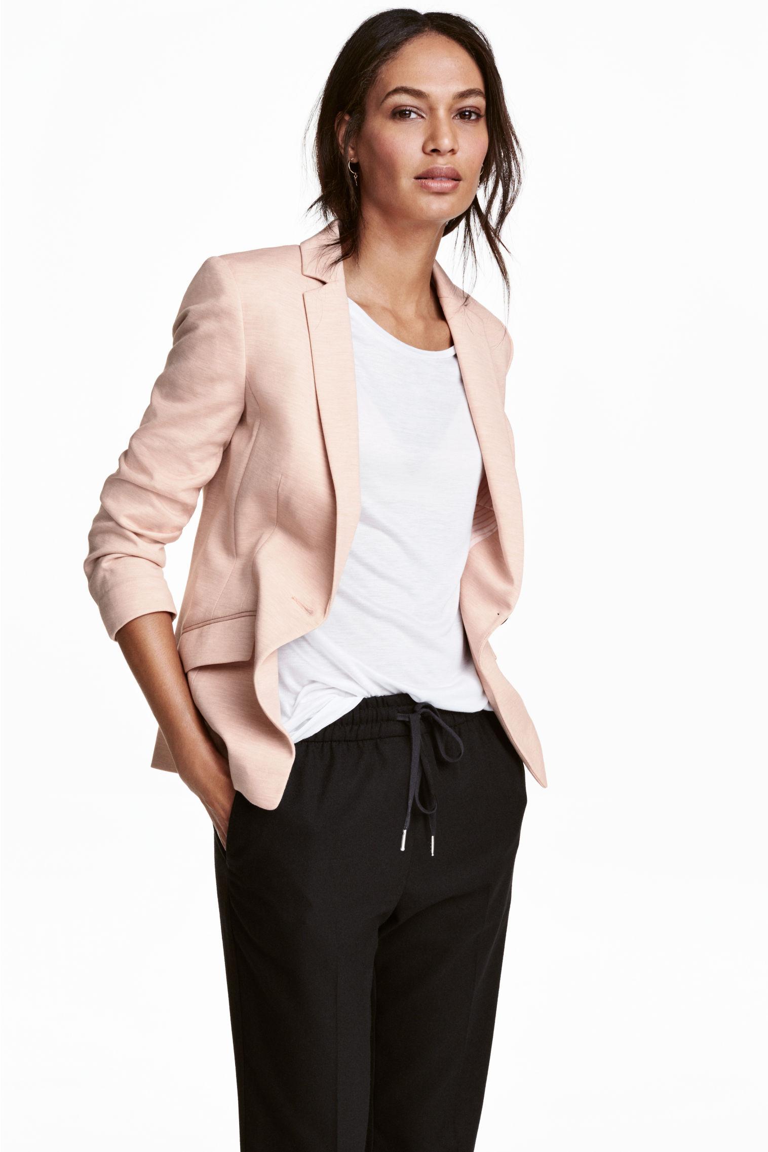 Blazer rosa H&M