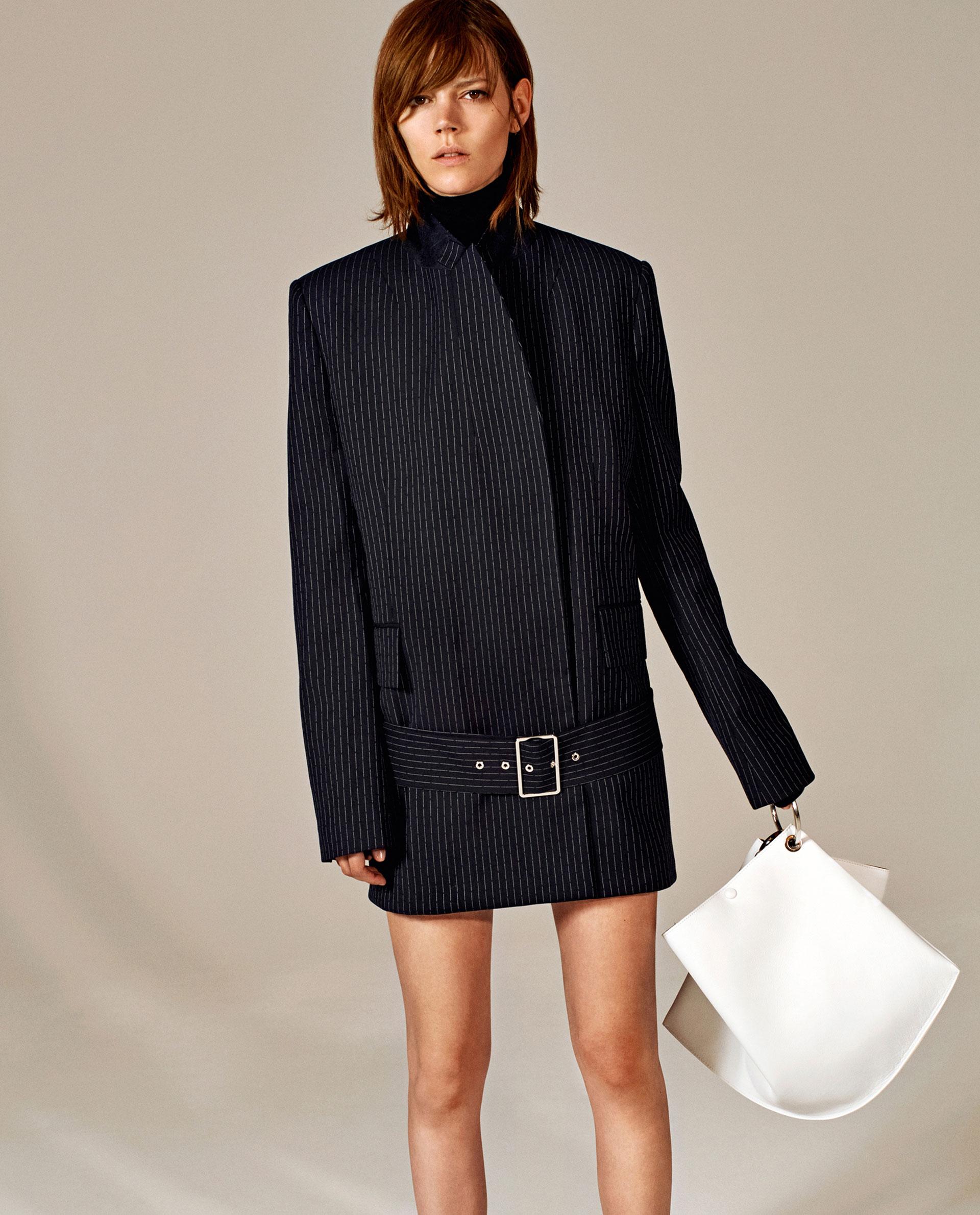 Cappotto oversize Zara