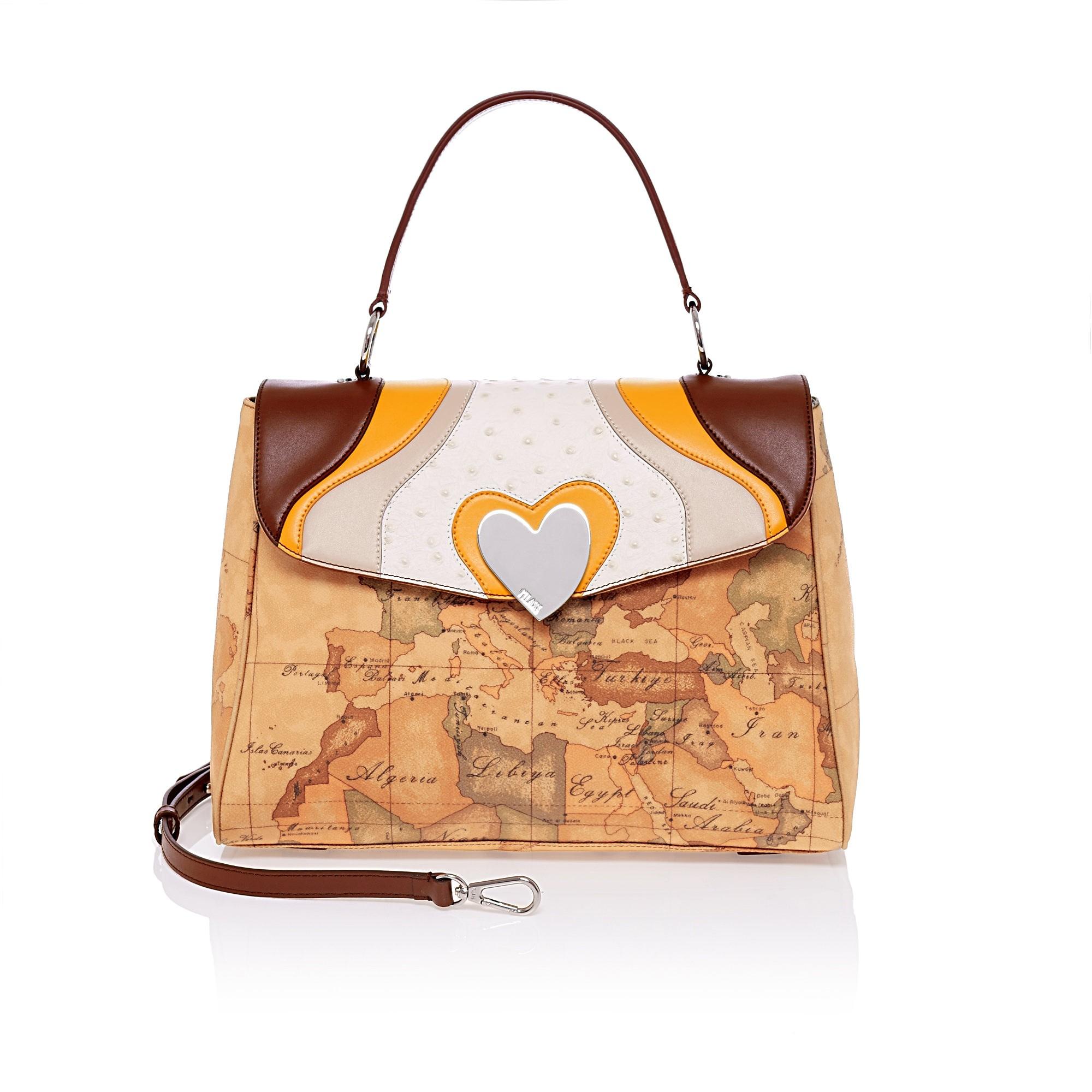 Handbag Miss Heart Alviero Martini Prima Classe